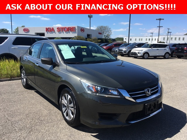 Pre-Owned 2014 Honda Accord LX