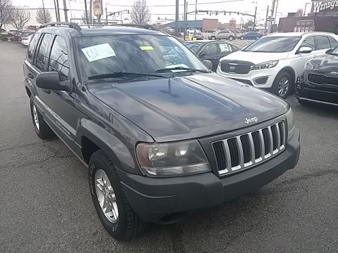 Pre-Owned 2004 Jeep Grand Cherokee Laredo 4WD