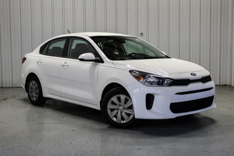 New 2020 Kia Rio LX FWD 4D Sedan