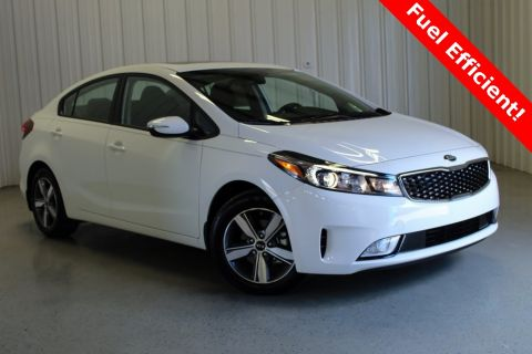 New 2018 Kia Forte S FWD 4D Sedan