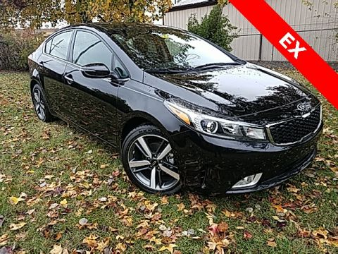 New 2017 Kia Forte EX FWD 4D Sedan
