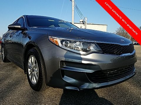 Pre-Owned 2017 Kia Optima LX FWD 4D Sedan