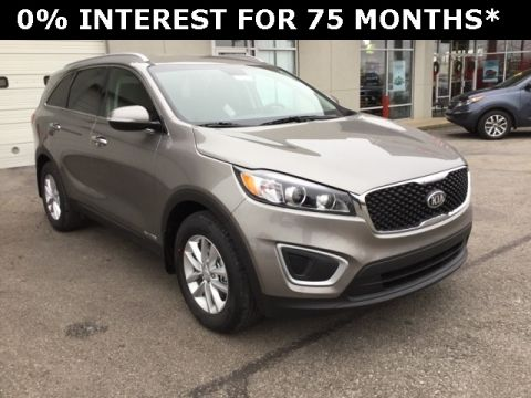 New 2018 Kia Sorento LX AWD