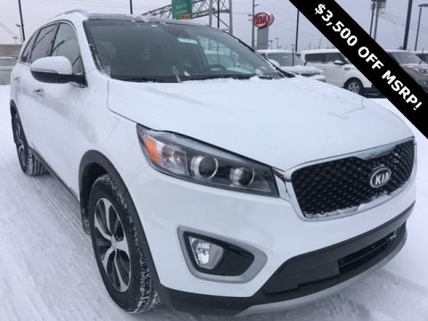 New 2018 Kia Sorento EX AWD