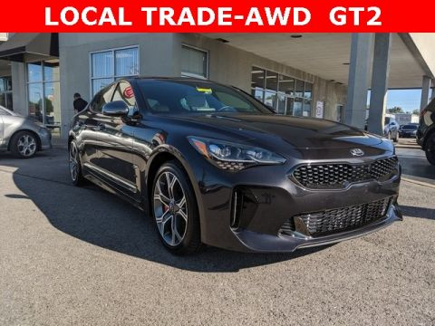 Certified Pre-Owned 2019 Kia Stinger GT2