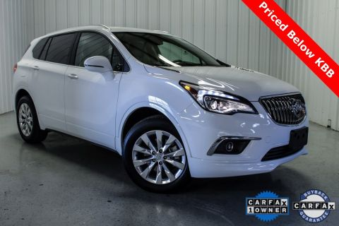 Pre-Owned 2017 Buick Envision Essence FWD 4D Sport Utility